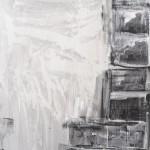 Malecòn VII. 2013. Akrüül, kollaaž, lõuend, 200x160