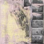 Malecòn V. 2013. Akrüül, kollaaž, lõuend, 200x160