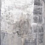 Malecòn II. 2013. Akrüül, kollaaž, lõuend, 200x160