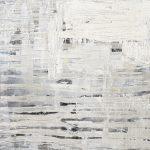 White stripes II 2014-2015 Acrylic on camvas 130x150